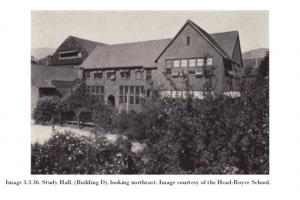 Study Hall (Building D)